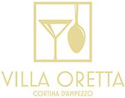 Villa Oretta Hotel 3* Cortina Logo