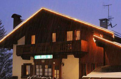 albergo a 3 stelle a Cortina