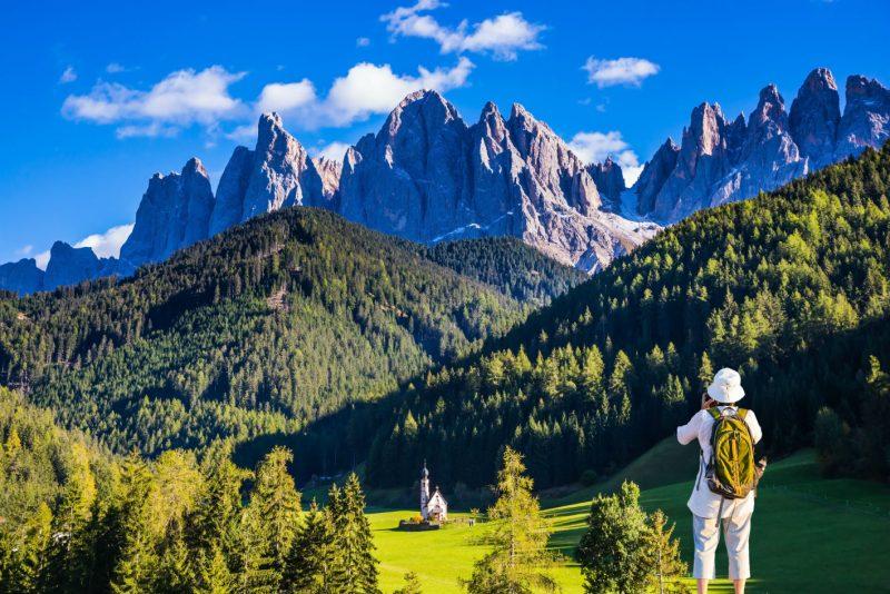 Vacanze a Cortina per chi non scia