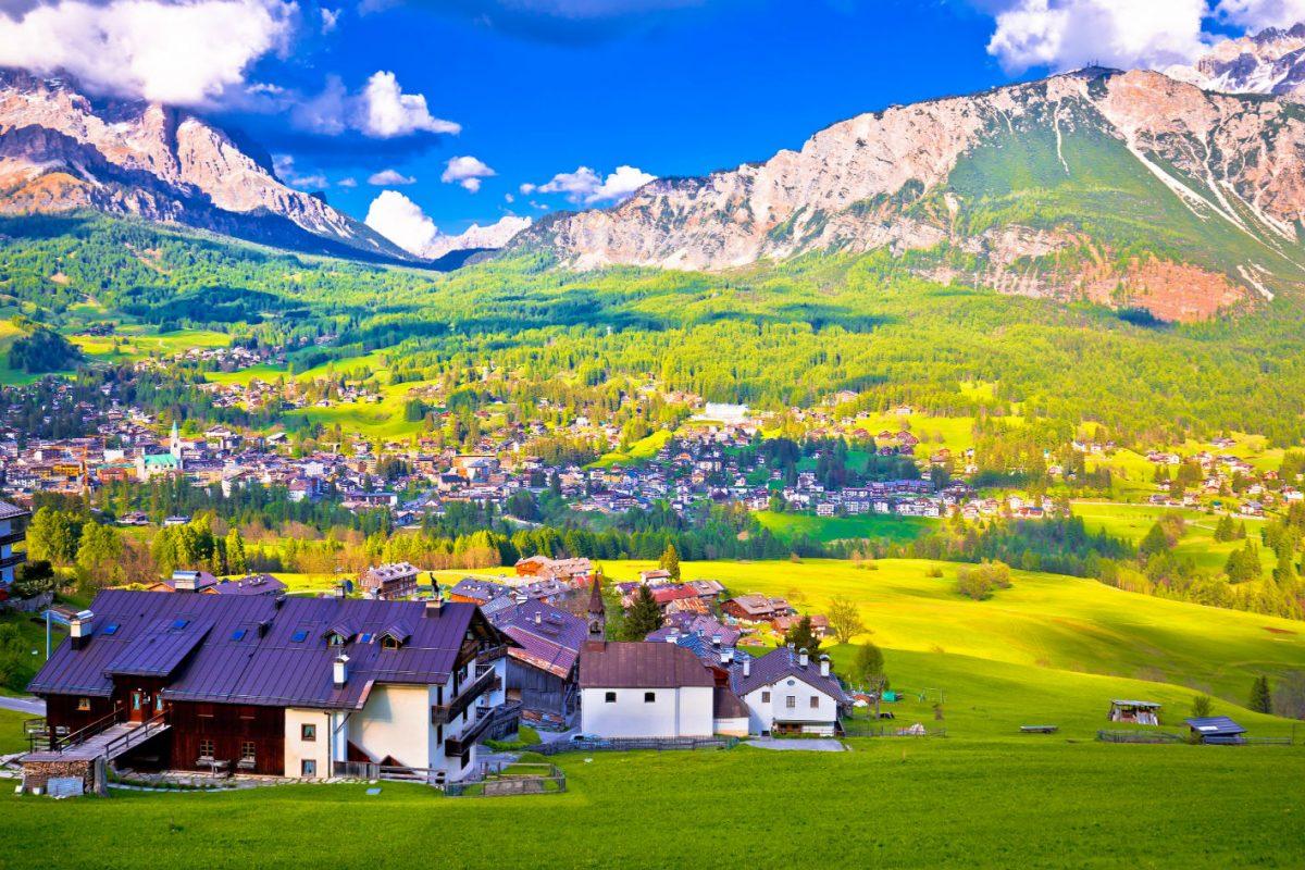 cosa fare a Cortina in primavera